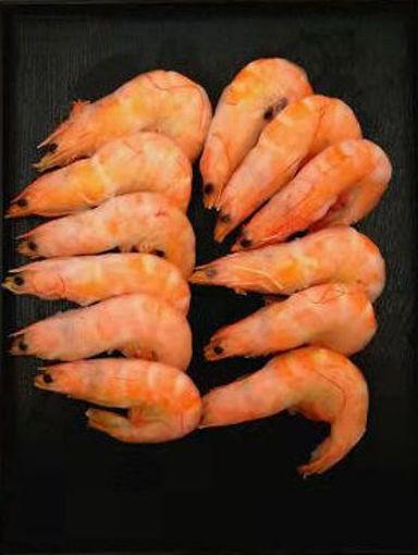 圖片 越南熟蝦 16-20 隻 400g