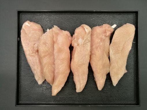 圖片 澳洲優質無激素雞柳肉 200g