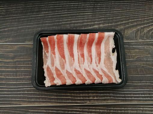 圖片 荷蘭無激素豬火鍋片 (約150g)